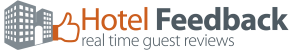 Hotel Feedback – Real time guest reviews